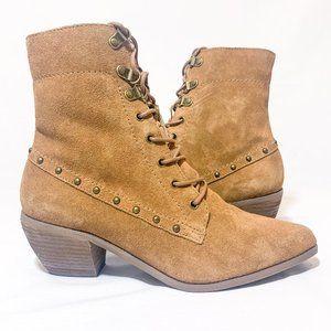 Virginia Ankle Boot in Pecan